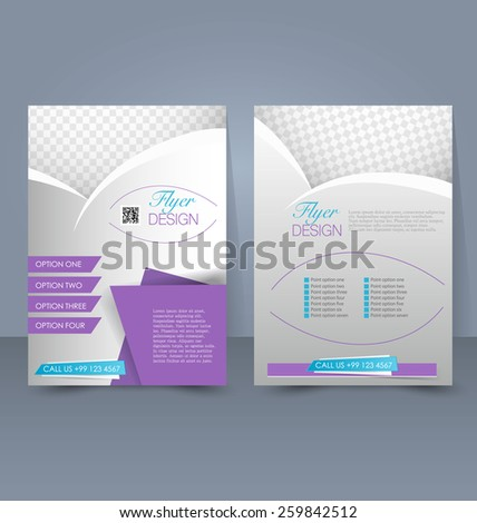 flyer template business