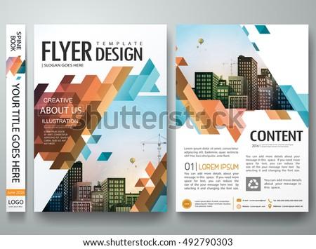Design Magazine Flyers