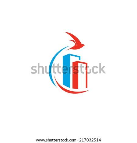 City Corporation Logo Corporate Vector Logo