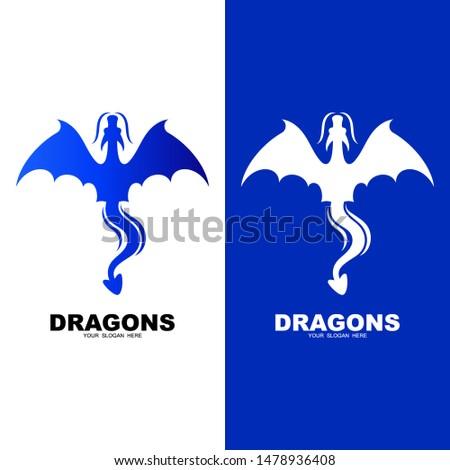 flying dragon  zodiac symbol