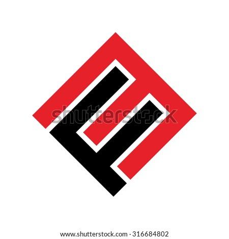 fm logo vector Stock fotó ©