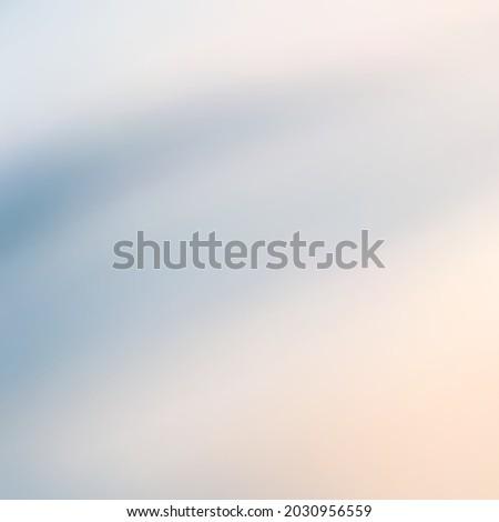 foggy clouds pastel fog waves