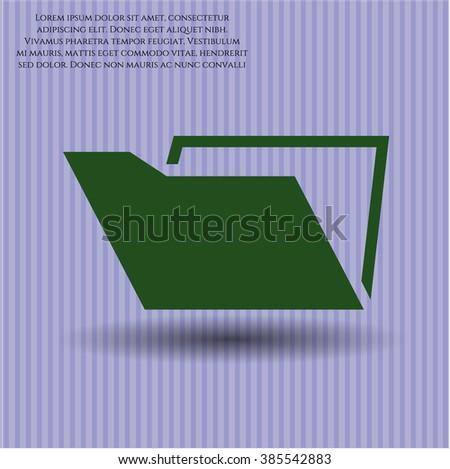 Folder high quality icon