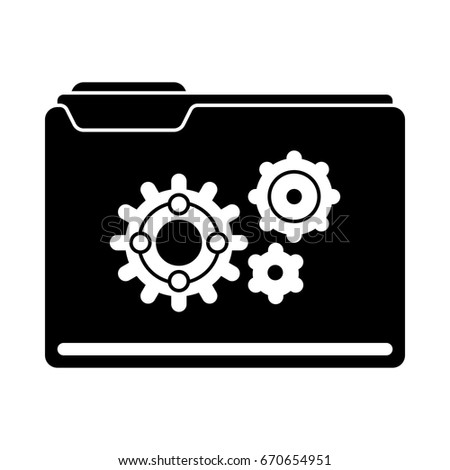 folder setup icons