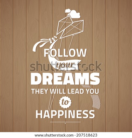 download the dreams quote 9 dreams wallpaper for free