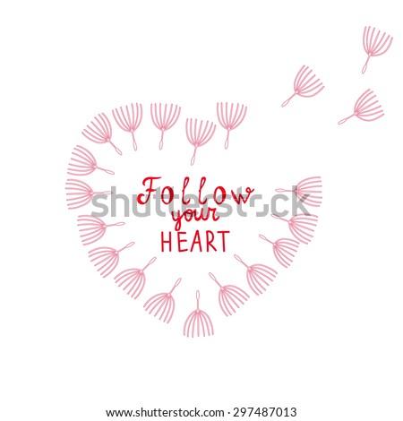 follow your heart motivational