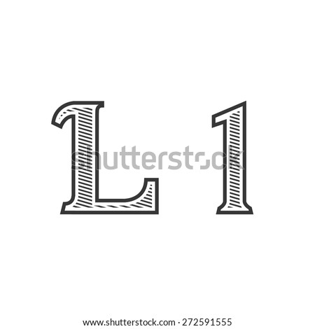 Letter m Tattoo Fonts Font Tattoo Engraving Letter l