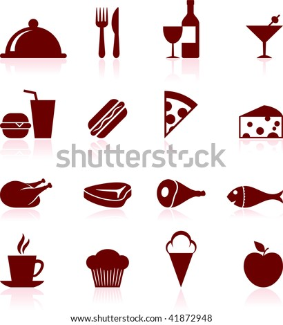 food and drink design elements
