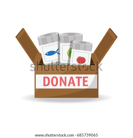 food donation support to charity of the people