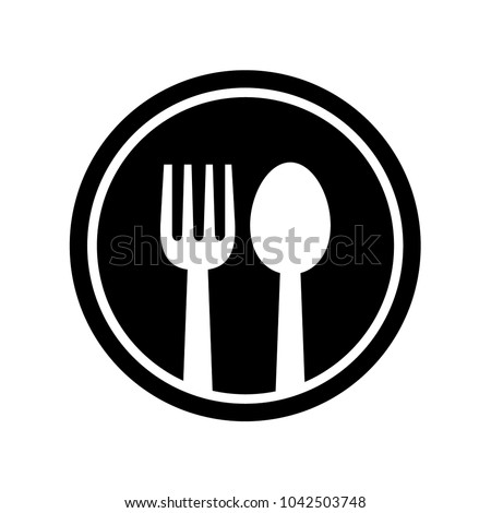 food icon design template