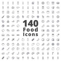 Food Icon Line