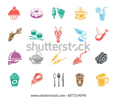Food Icons