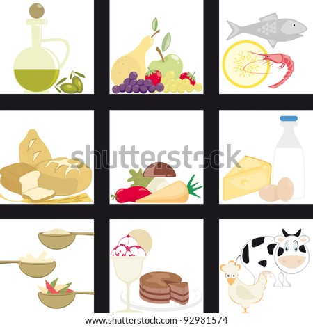 Food - Main, alimony