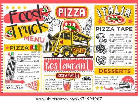 vector food truck download free vector art stock graphics images