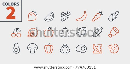 food ui pixel perfect well