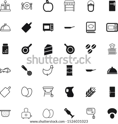 food vector icon set such as: pharmaceutical, fishing, oat, illness, veggie, medicine, jug, seafood, banquet, service, hen, local, template, ocean, shell, beans, sale, protein, shaker, grill
