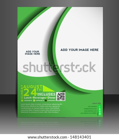 Football Competition Flyer, Magazine Cover U0026 Poster Template #148143401  Advertising Poster Templates