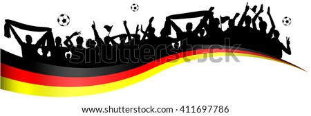 football fans germany
