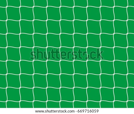 football goal net texture vector for background pattern