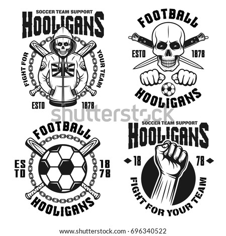 football hooligans and bandits