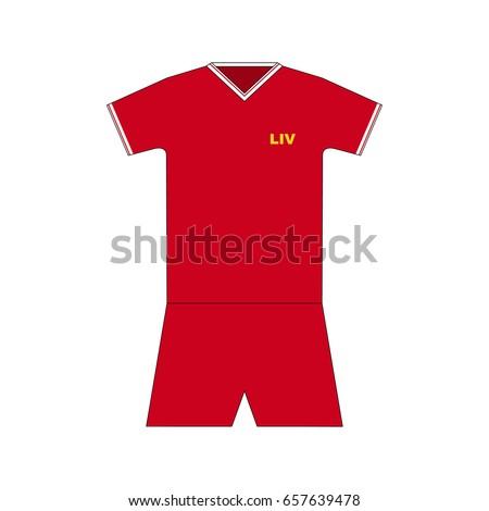 football kit liverpool