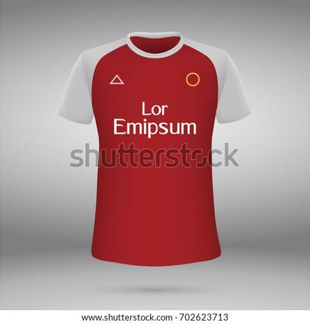 football kit of arsenal london