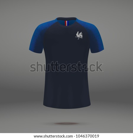 football kit of france 2018