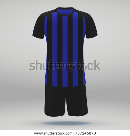 football kit of inter milan  t