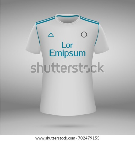 football kit of real madrid