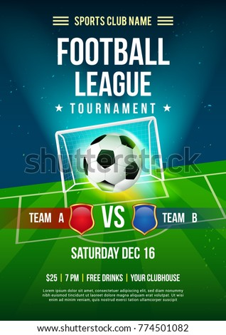 football league tournament