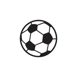 Football logo design vector icon template