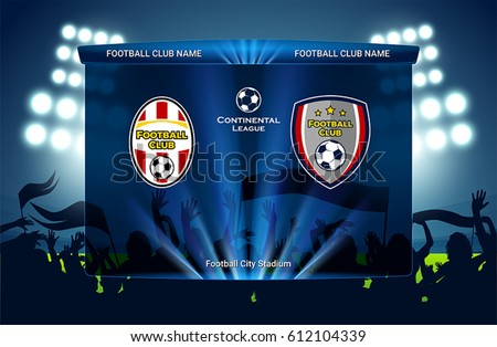 football   soccer match design