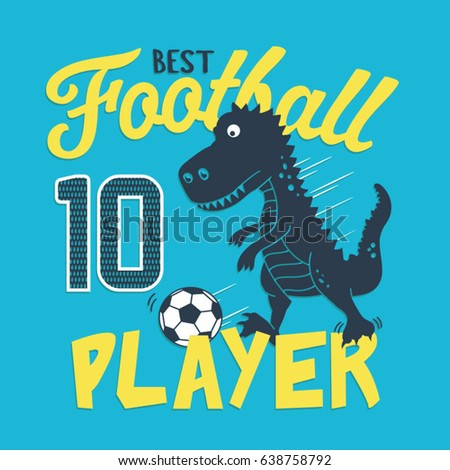 football sport dinosaur