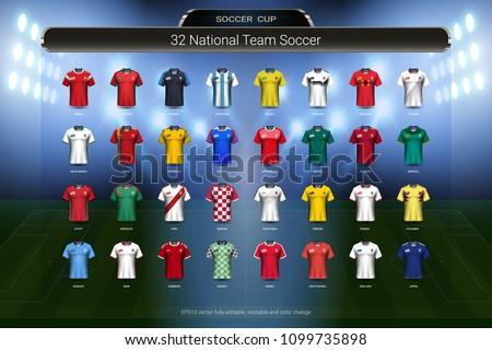 football 2018 world