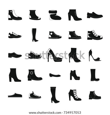 stock-vector-footwear-shoes-icon-set-simple-illustration-of-footwear-shoes-vector-icons-for-web