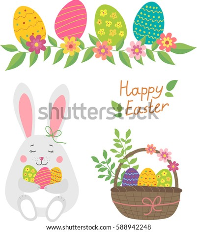 for easter   vector