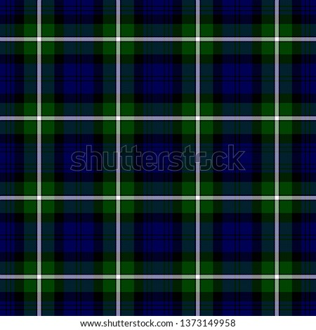 Forbes Modern Tartan. Tartan imitation for prints on fabric and clothing, interior decoration, Scottish-style websites. Seamless pattern.