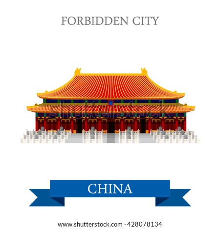 forbidden city in beijing china