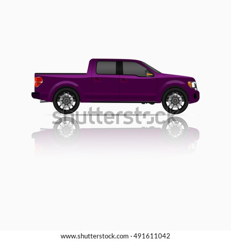 ford f 150 pick up truck