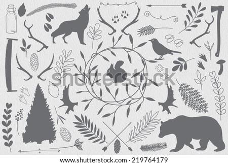 forest elements part 1