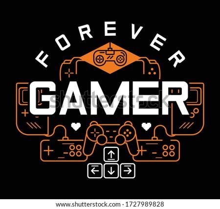 forever gamer joystick play