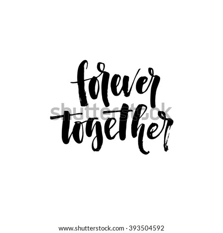 forever together card romantic