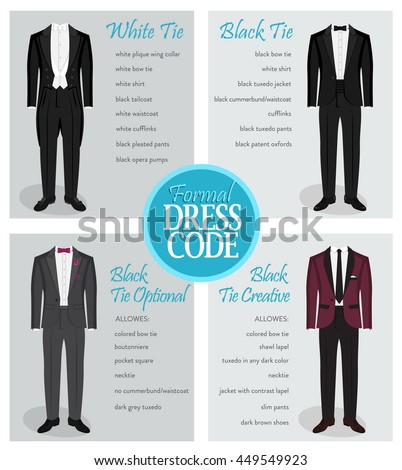 formal dress code guide