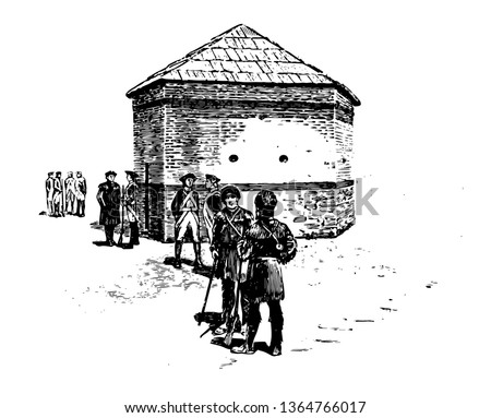 fort pitt was opened in 1761