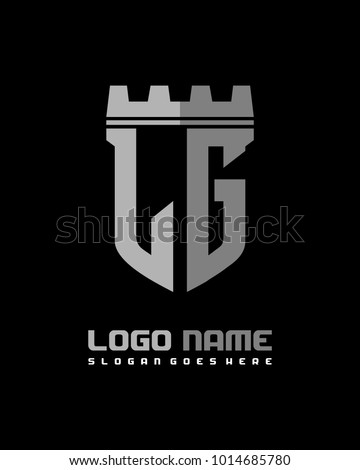 fortress shield initial l g