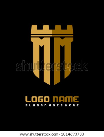 fortress shield initial m m