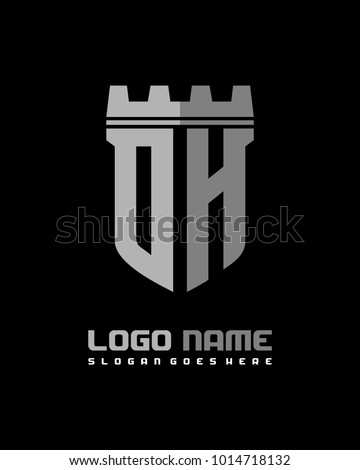 fortress shield initial o h