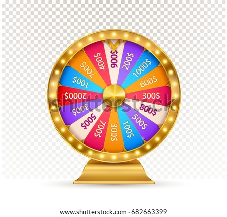 fortune wheel  game spin
