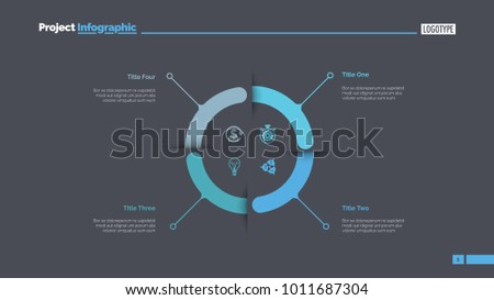 stock-vector-four-aspects-circle-diagram-slide-template