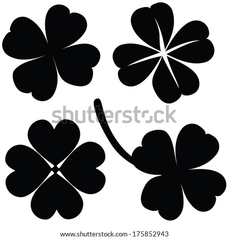 four leaf clover collection  st
